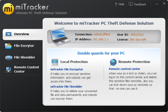 miTracker