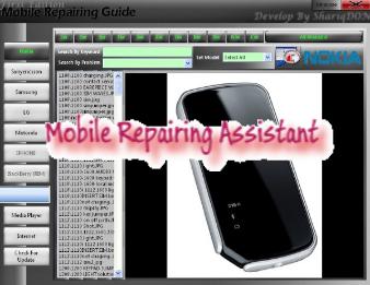 Mobile Repairing Assistant