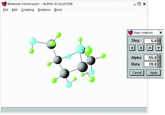 Molecule Constructor