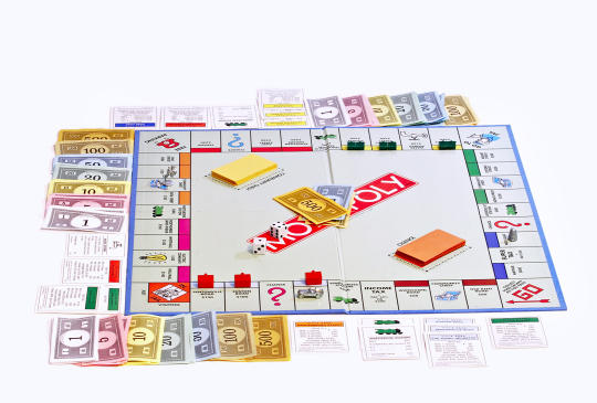 Monopoly USA 2015 Simply Fun