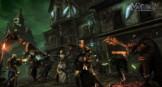 Mordheim City of the Damned Trainer