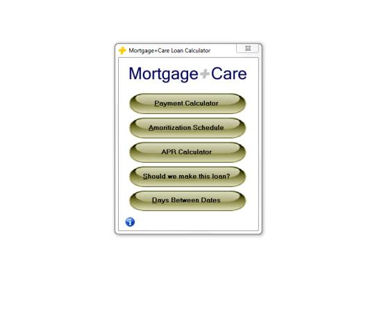 Mortgage+Care Loan Calculator