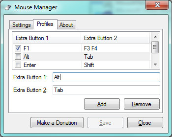 Mouse Manager