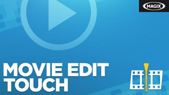 Movie Edit Touch for Windows 8