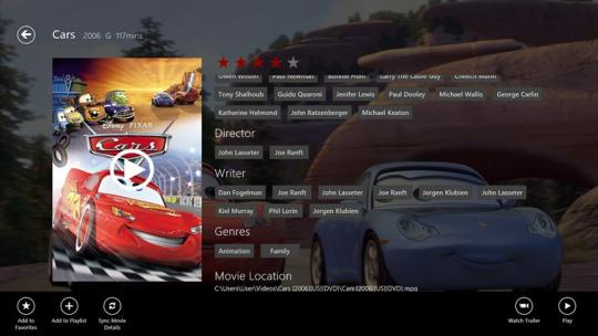 Movie Premier for Windows 8