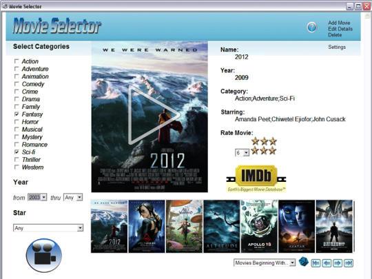 Movie Selector