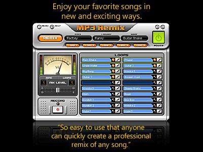 MP3 Remix for Winamp