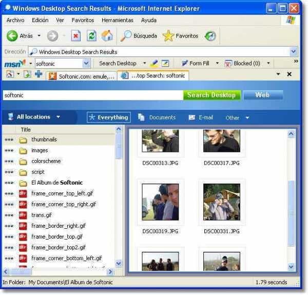 MSN Search Toolbar