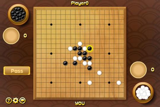 Multiplayer Go