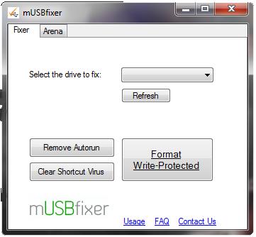 mUSBfixer