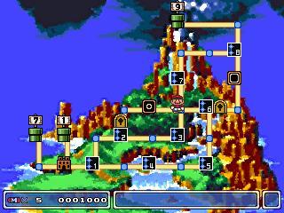 Mushroom Kingdom Fusion