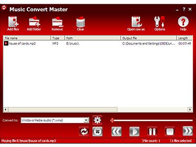 Music Convert Master