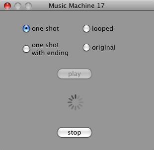 Music Machine 17