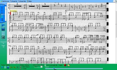 Musical Notes Helper with EasyBand