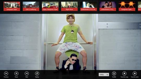 MusicTube for Windows 8