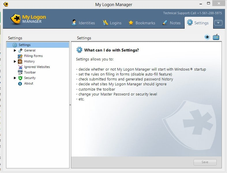 My Logon Manager