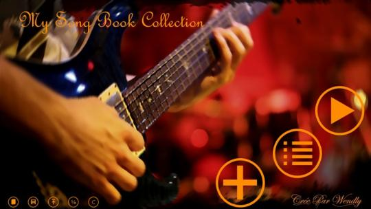 My Songbook Collection for Windows 8