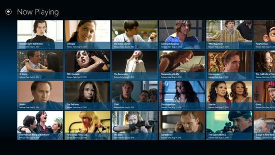My Trailers for Windows 8