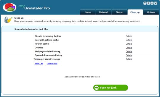My Uninstaller Pro