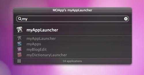 myAppLauncher