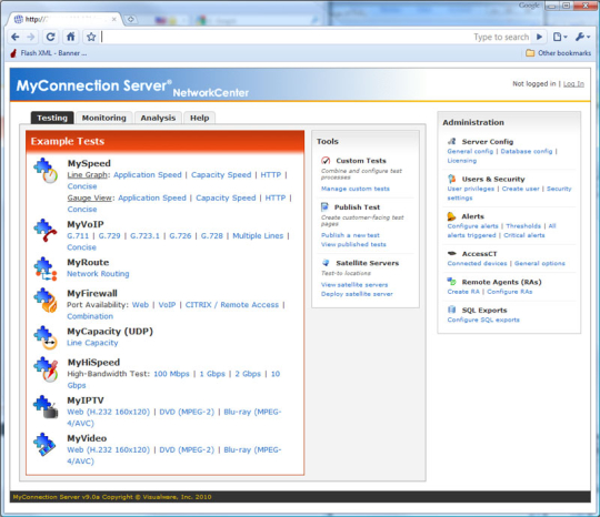MyConnection Server