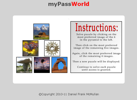 MyPassWorld