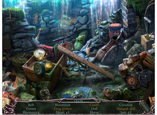 Mystery of the Ancients: Curse of the Black Water CE