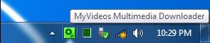 MyVideos Multimedia Downloader