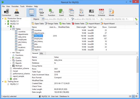 Navicat for MySQL (32-bit)