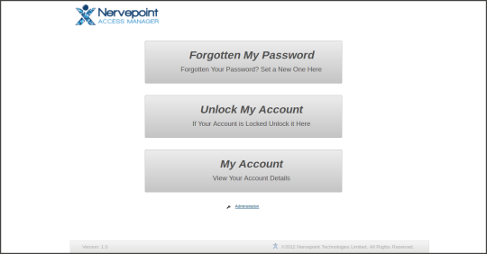 Nervepoint Access Manager