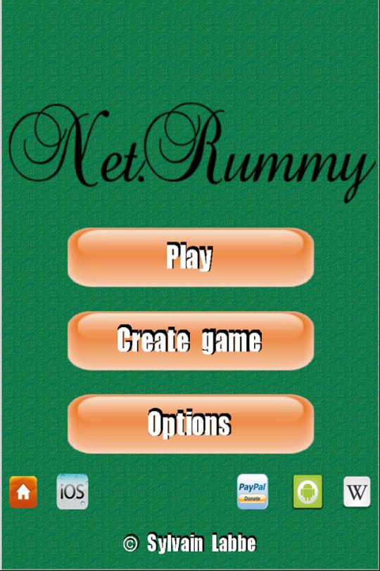 Net.Rummy