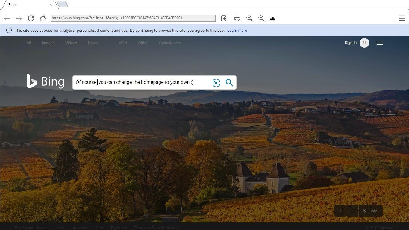 Netkiosk Secure Browser
