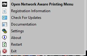 Network Aware Printing