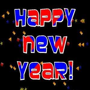 New Year Countdown Screen Saver