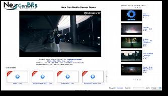 Nex Gen Media Server