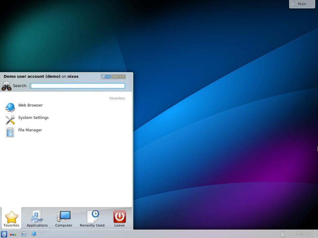 Pulsuz yukle NixOS üçün Linux ::: Sistem kommunal