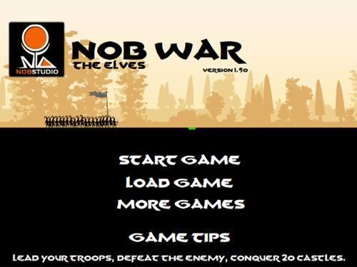 Nob War the Elves