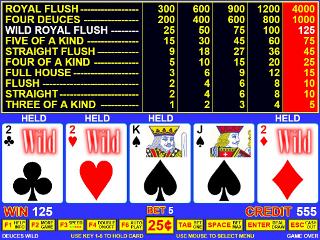 Nodapro Casino Video Poker