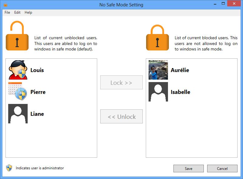 NoSafeMode