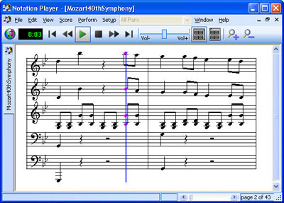 Notation Player