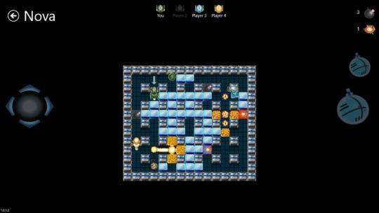 Nova Bomber for Windows 8