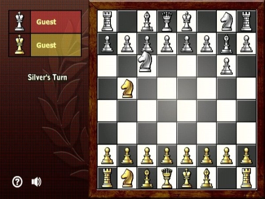 Novel Games Multiplayer Chess