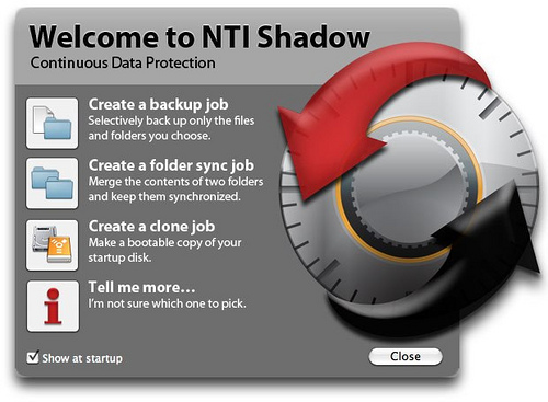 NTI Shadow 5 for Mac
