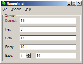 Numerimal Portable