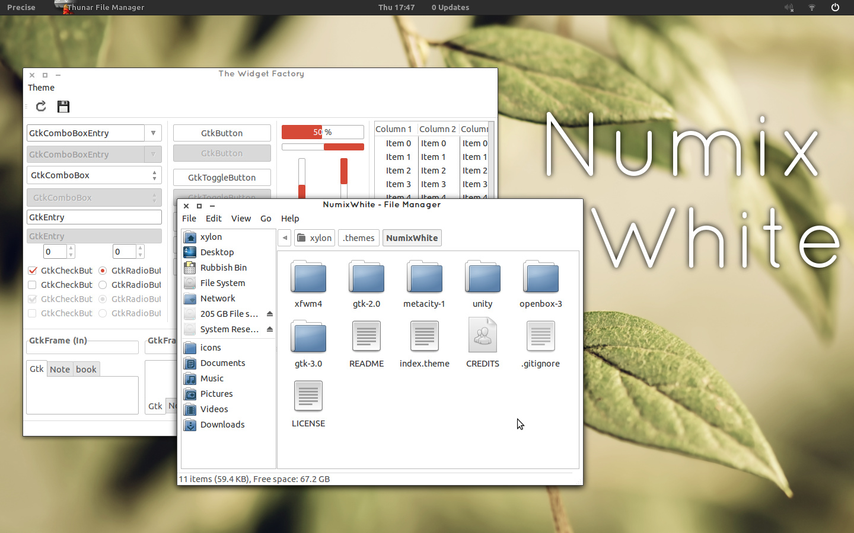 Numix White