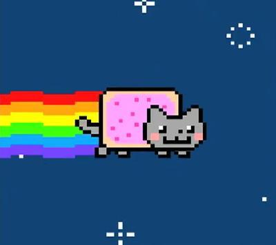 Nyan Cat Screensaver