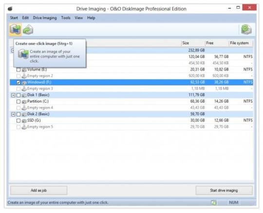 O&O DiskImage Server Edition (64-bit)