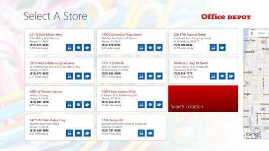 Office Depot for Windows 8