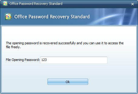Office Password Recovery