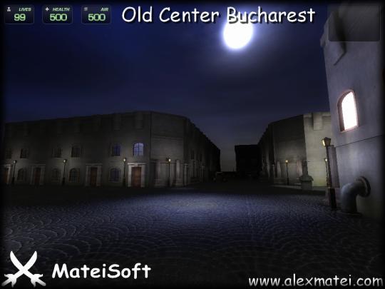Old Center Bucharest